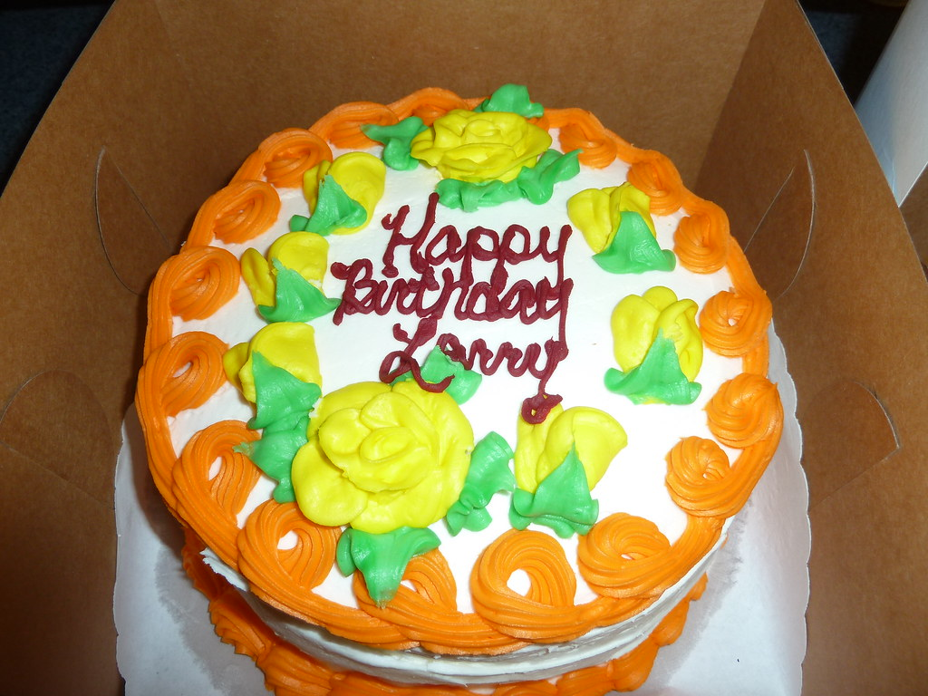 Superb Best Birthday Cake In The World Golls Bakery In Havre De Flickr Funny Birthday Cards Online Elaedamsfinfo