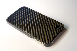 Iphone carbon hard case | by olegalen