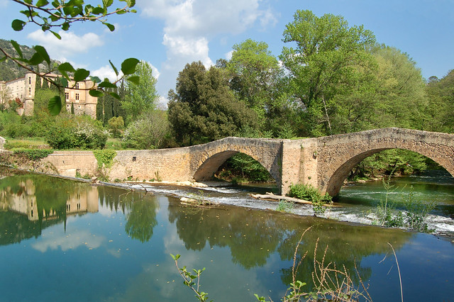 Pont romain - Vins-sur-Caramy (Var)