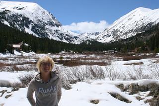 Visiting Breckenridge   by Eva Rees