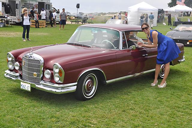 67 Mercedes