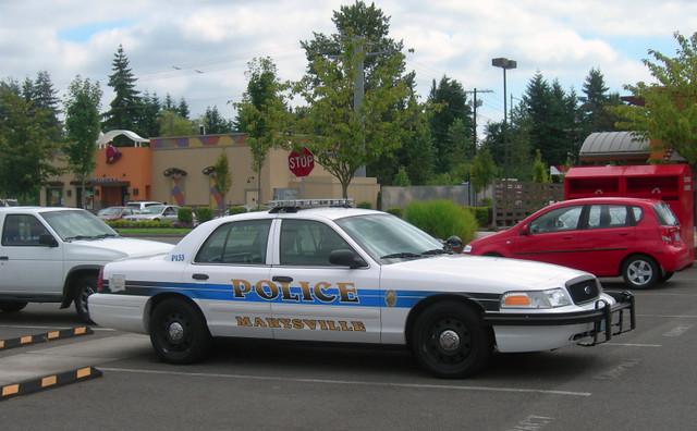 Marysville, Washington (AJM NWPD)