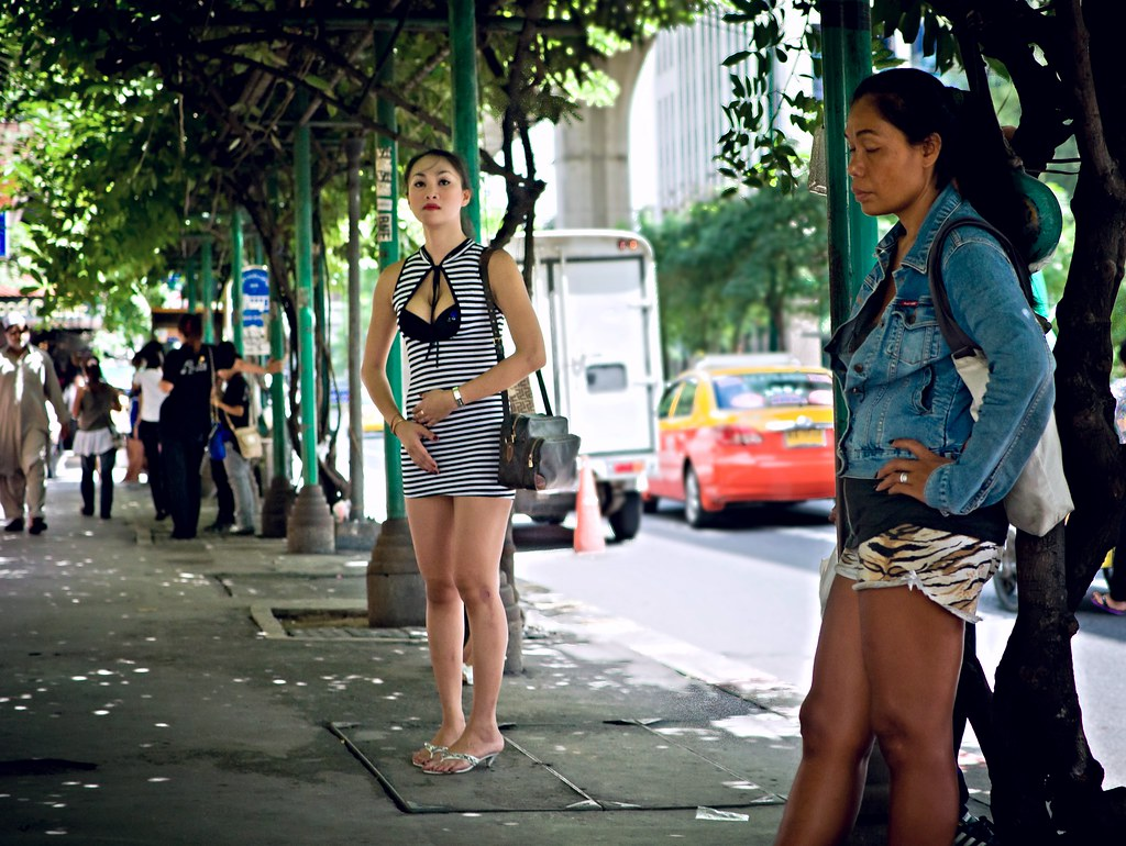 The plight of sex workers in china
