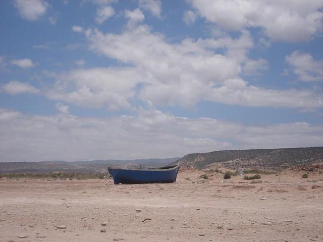 130 - Le bateau naufrage