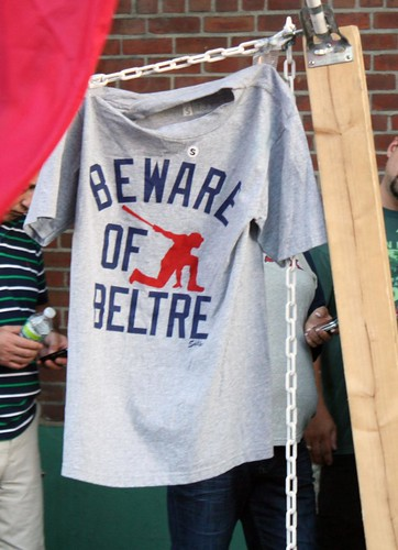 Beware of Beltre | by ConfessionalPoet