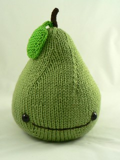 Perry the Pear (test photo 2) | by :Salihan