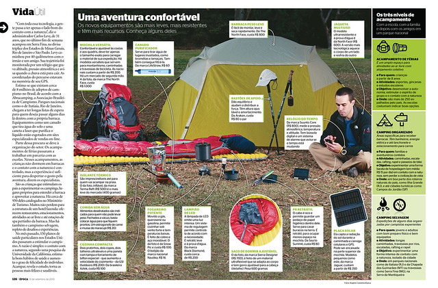 Vida Útil | Camping