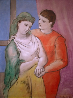 The Lovers by Pablo Picasso | by cliff1066™