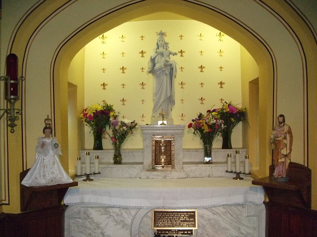 National Shrine of Our Lady of Lourdes, Emmitsburg, MD