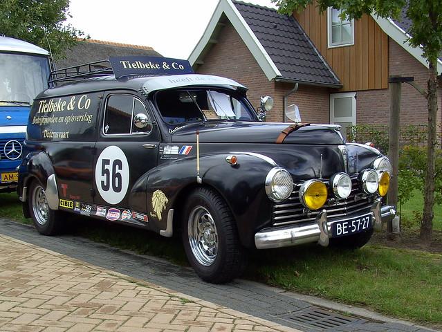 1956 Peugeot 203 C5