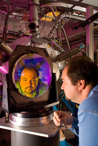 Trident's Director is Reflected in the Facility's High-Tech Mirrors - 1