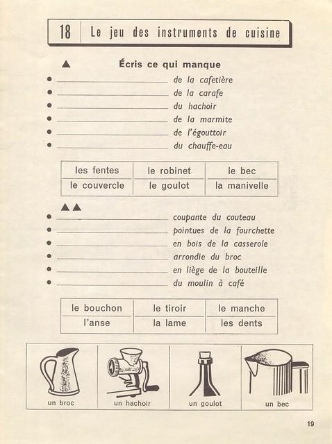 exercices p19