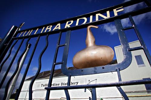Tullibardine Distillery Scotland