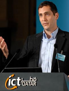 Eric Steur, Creative Commons Creative Director