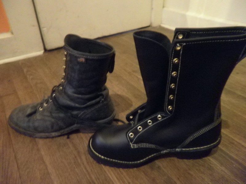 Old Boot, New Boot