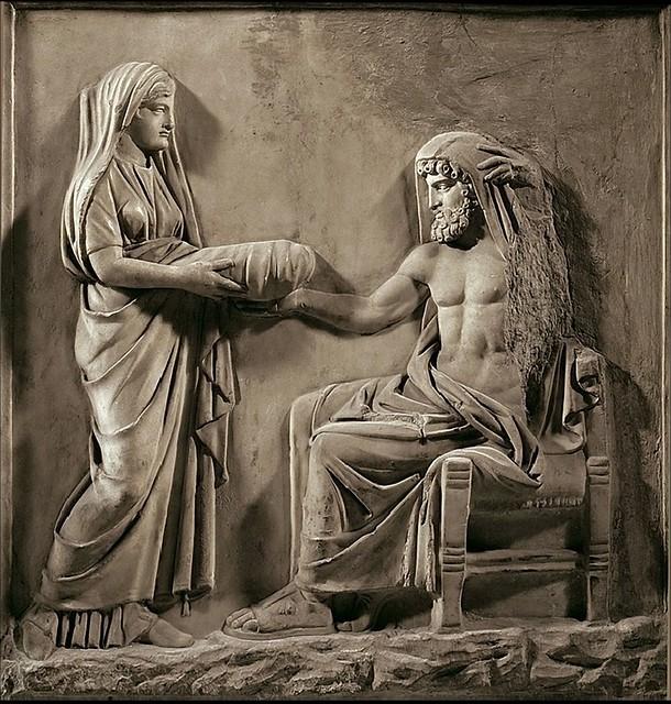 +0150 Rea da Crono una piedra en lugar de Zeus