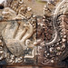 Banteai Srei, pískovcové reliéfy, foto: Petr Nejedlý