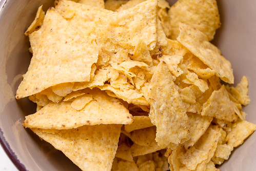 Corn Tortilla Chips or Nachos | by wuestenigel
