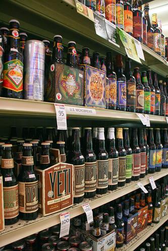 Visiting a Liquor Store | by Eva Rees