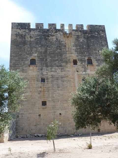 Kolossi Castle near Limassol, Cyprus
