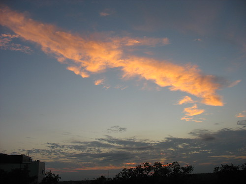sunset sky orange cloud color strange weather mystery clouds catchycolors skyscape weird skies cityscape sundown florida awesome eerie creepy spooky stunning mysterious mystical tallahassee incredible climatechange mystic apparition enigmatic visionary supernatural windowweather wondrous