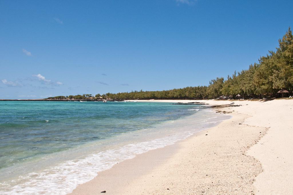 Beaches in Rodrigues Island