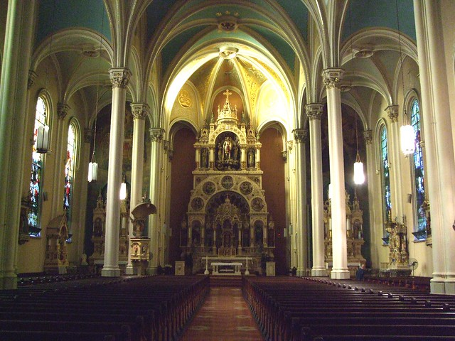 St. Michael Catholic Church, Old Town, Chicago, IL