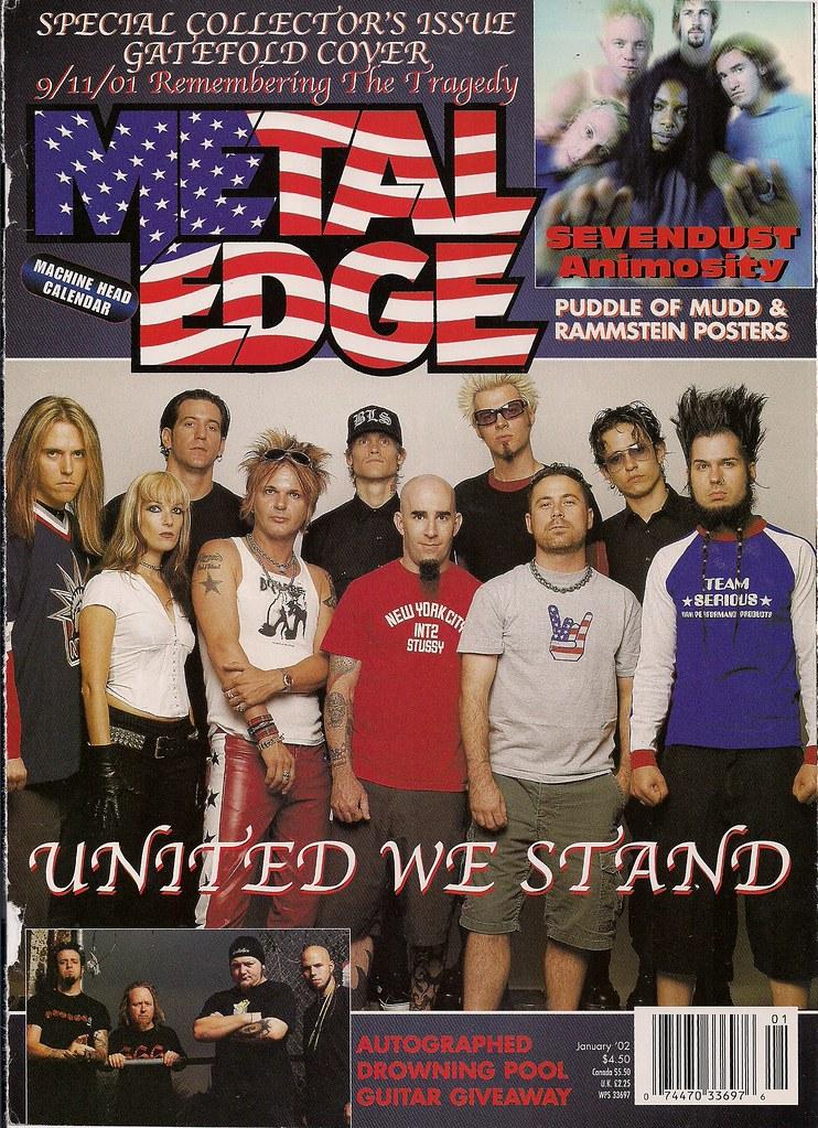 January 2002 Metal Edge Magazine (Cover)0001 | Bryan | Flickr