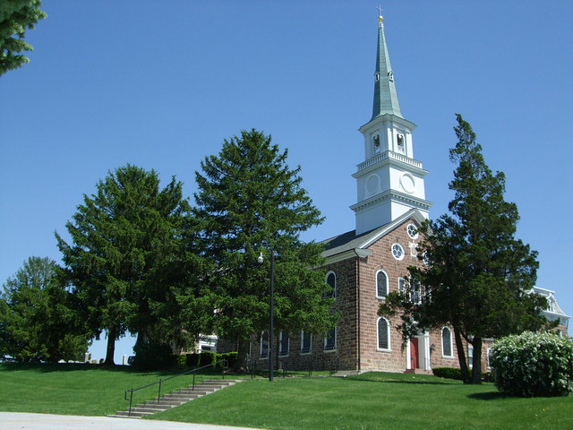 Basilica of the Sacred Heart of Jesus, Conewago Chapel, Conewago Township, PA