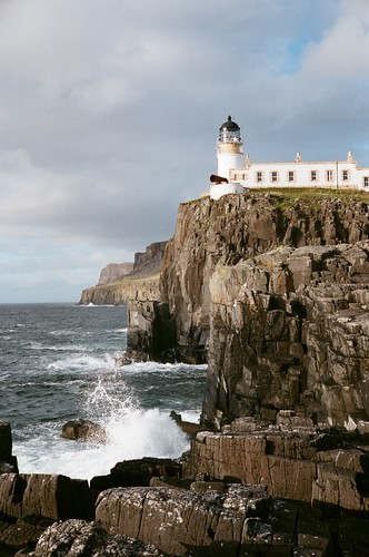 Neist Point lighthouse | by say_cheddar