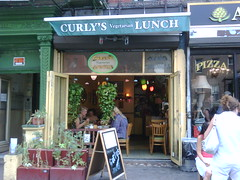 Curly's Vegetarian Lunch
