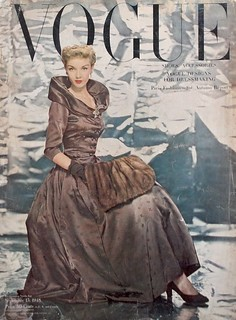 Vogue-September 1948 | by Fashion Covers Magazines
