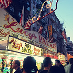 Feast of San Gennaro 2010, Little Italy
