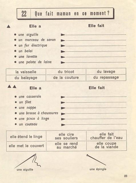 exercices p23