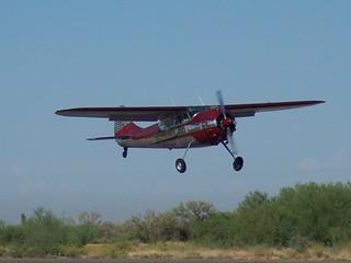 Cessna 190 Businessliner N1500D