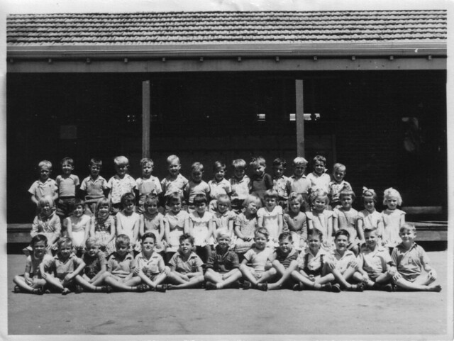 Carlisle State School, 1957