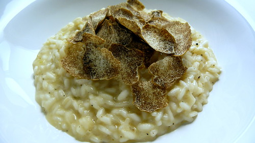 White truffle risotto | by Blue moon in her eyes