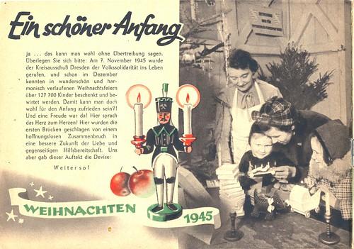 Weihnachten 1945: