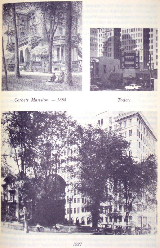 The Corbett Mansion