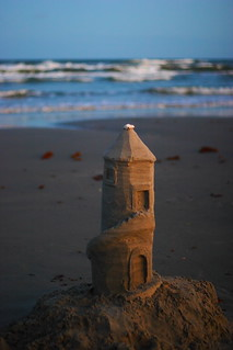 Lighthouse Sandcastle 2 | by M.Christian