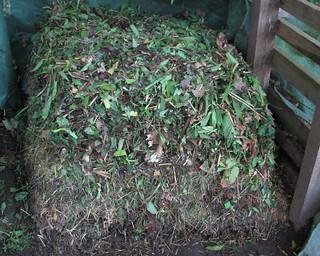 aerobic compost heap