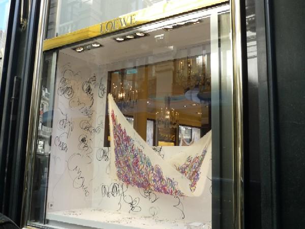 746a86911 Diseños de Carlos Maciá para Loewe -PAC | Plataforma de Arte ...