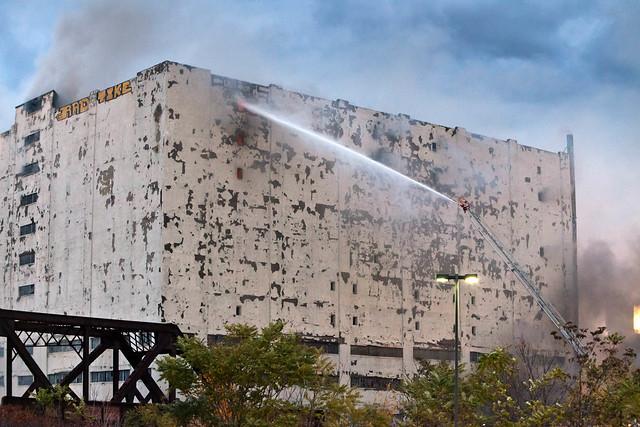 Fire at the Central Warehouse - Albany, NY - 10, Oct - 12.jpg