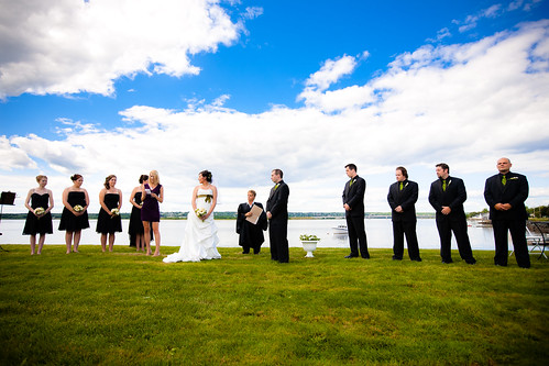 wedding photographer ceremony newbrunswick miramichi