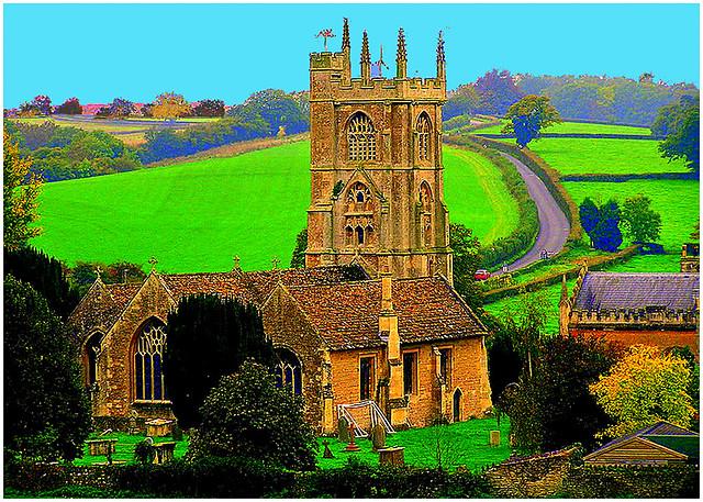 C3 Olde English Church