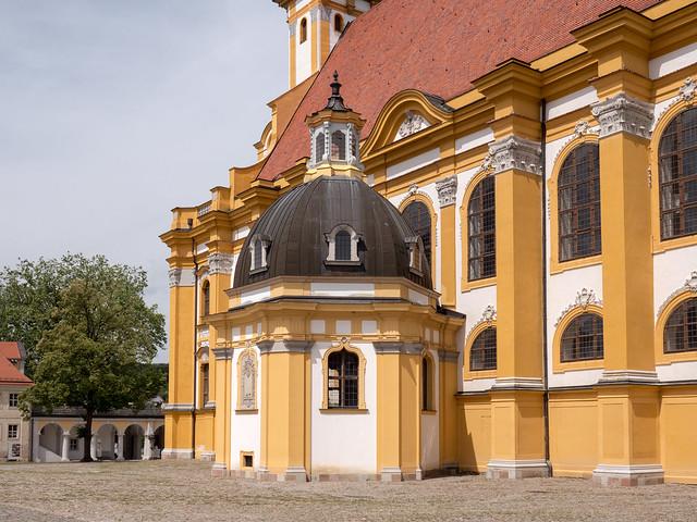 Kloster Neuzelle: Josephskapelle der Klosterkirche - St. Joseph's Chapel of Neuzelle Monastery Church