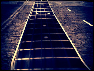 Rails, Roads and Frets | by kenpuls