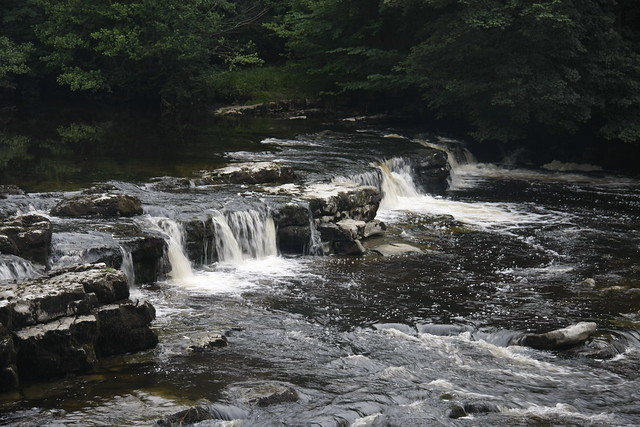 Redmire Force, Wensleydale