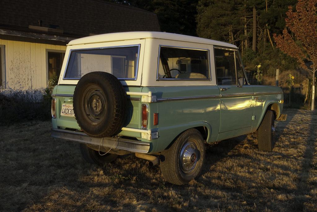 1977 Ford Bronco FOR SALE | humboldt.craigslist.org/cto ...