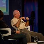 Quintin Jardine | Quintin Jardine at Edinburgh International Book Festival 2010
